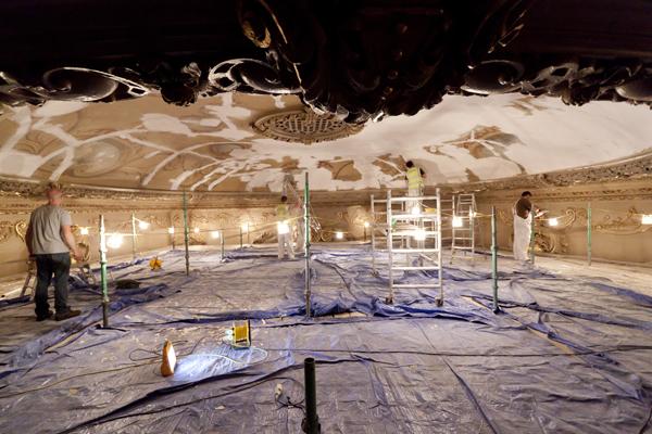 King's Theatre Dome!